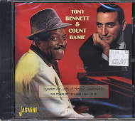 Tony Bennett & Count Basie CD