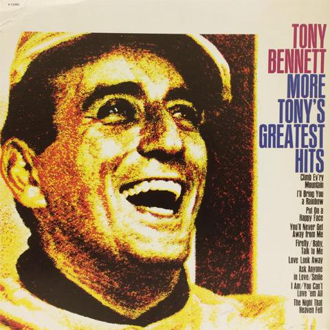 "Tony Bennett Vinyl 12"" (Used)"