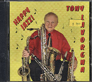 Tony LaVorgna CD