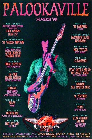 Tony Lindsay Poster