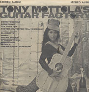 "Tony Mottola Vinyl 7"" (Used)"