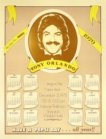 Tony Orlando Poster