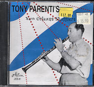 Tony Parenti CD