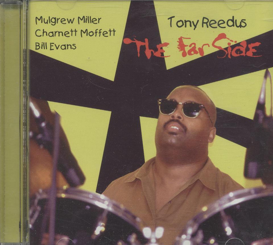 Tony Reedus CD