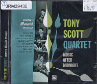 Tony Scott Quartet CD