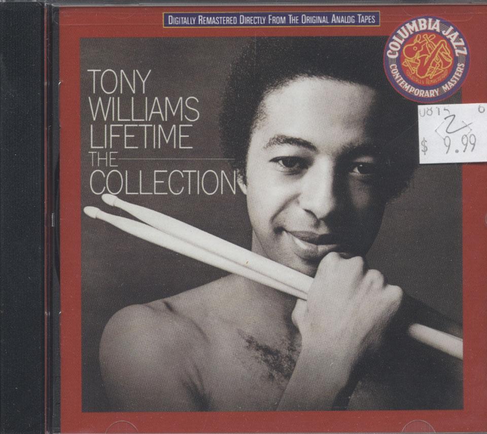 Tony Williams CD