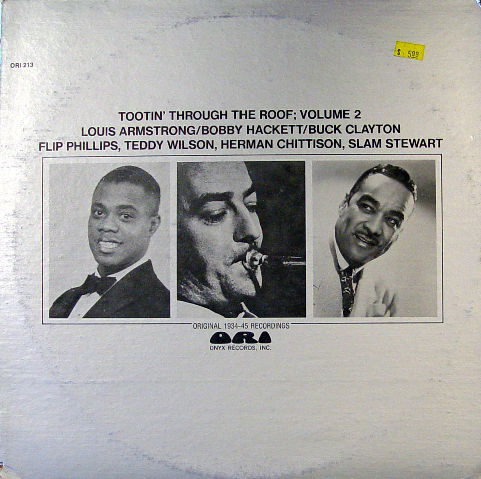 "Tootin' Through The Roof: Volume 2 Vinyl 12"" (Used)"