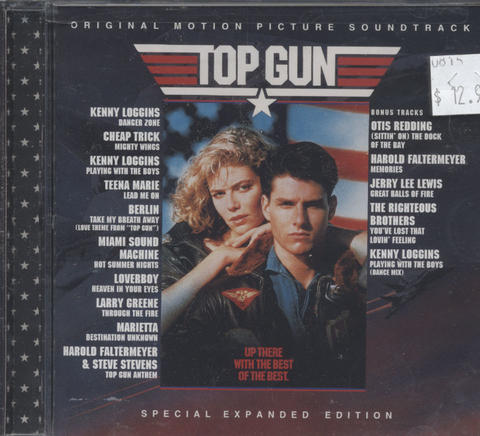 Top Gun CD