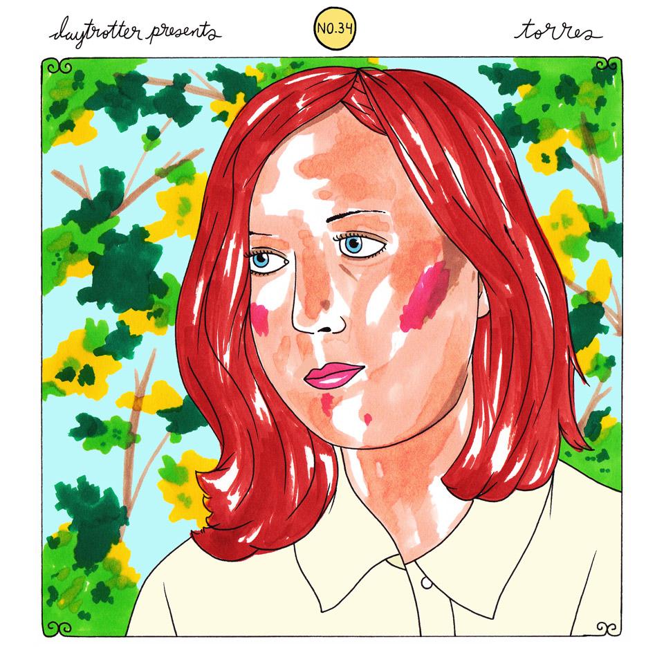 """Torres / Liza Anne Vinyl 12"""" (New)"""