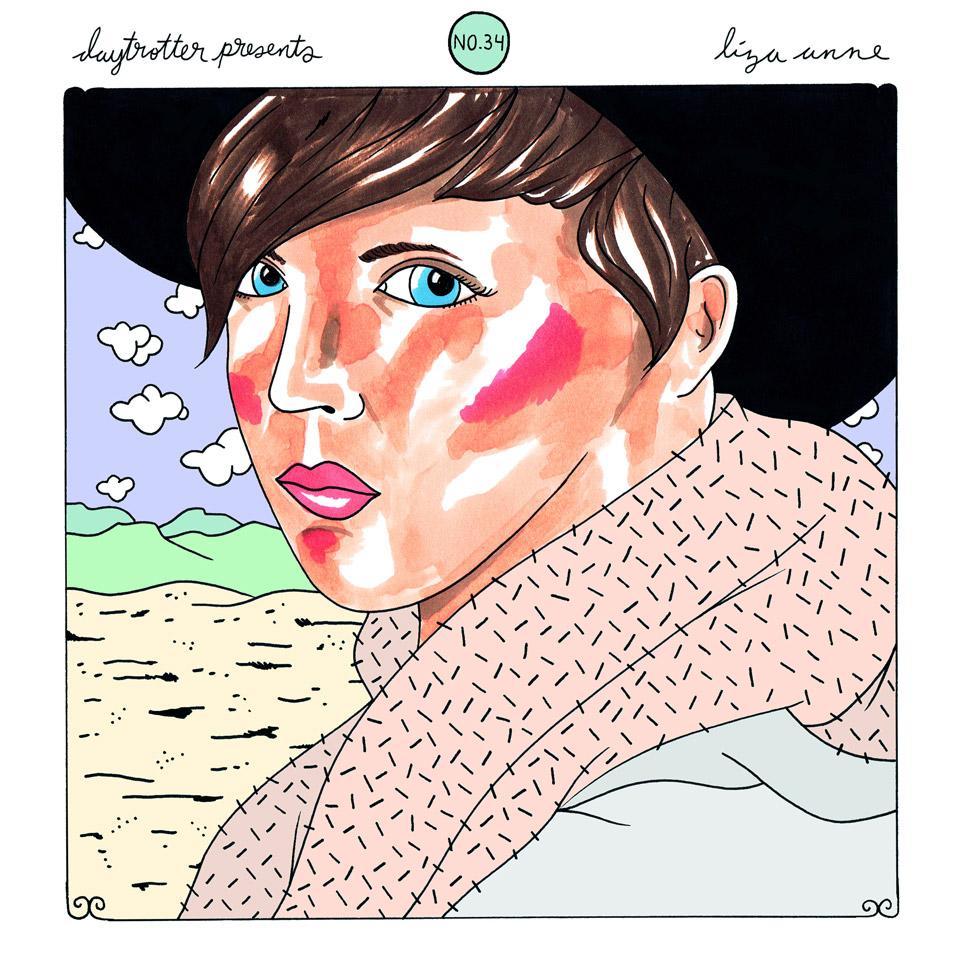 "Torres / Liza Anne Vinyl 12"" (New) reverse side"