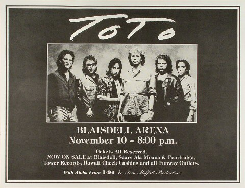 Toto Poster