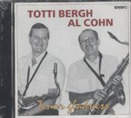 Totti Bergh & Al Cohn CD