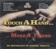 Touch A Hand... Make A Friend CD