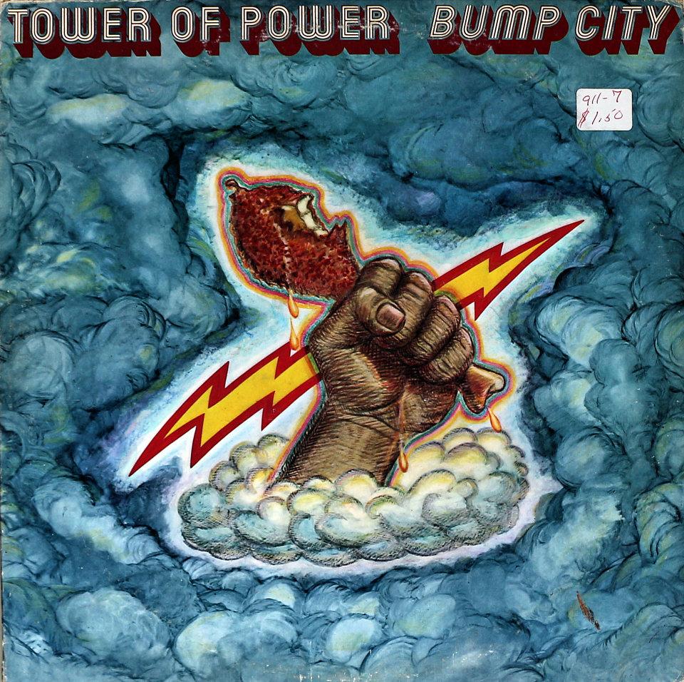"""Tower of Power Vinyl 12"""" (Used)"""