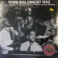 "Town Hall Concert 1945 Vinyl 12"" (New)"