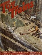 Toy Trains November 1952 Magazine