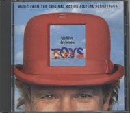 Toys Motion Picture Soundtrack CD