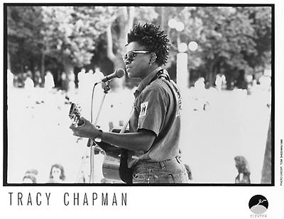 Tracy Chapman Promo Print