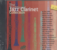 Traditional Jazz Clarinet Collection CD