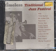 Traditional Jazz Festival CD