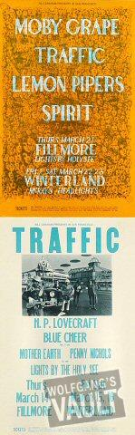 Traffic Postcard