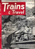 Trains & Travel Magazine December 1951 Magazine