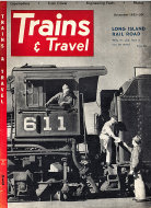 Trains & Travel Magazine December 1952 Magazine