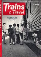 Trains & Travel Magazine May 1952 Magazine