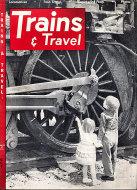 Trains & Travel Magazine October 1952 Magazine
