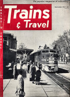 Trains & Travel Nov 1,1951 Magazine