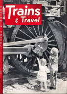 Trains & Travel Oct 1,1952 Magazine
