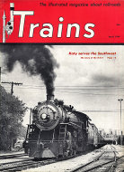 Trains Magazine April 1949 Magazine