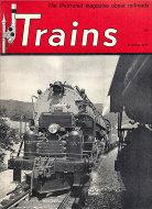 Trains Magazine December 1949 Magazine