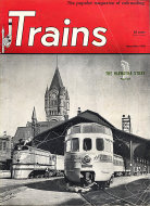 Trains Magazine December 1950 Magazine