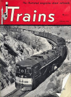Trains Magazine February 1950 Magazine