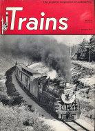Trains Magazine February 1951 Magazine