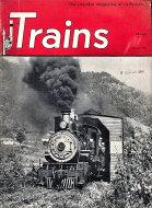 Trains Magazine January 1951 Magazine