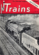 Trains Magazine July 1950 Magazine