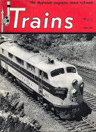 Trains Magazine June 1950 Magazine