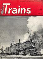 Trains Magazine June 1951 Magazine