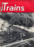 Trains Magazine March 1951 Magazine