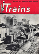 Trains Magazine May 1949 Magazine