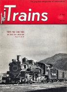 Trains Magazine May 1951 Magazine