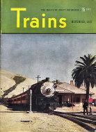 Trains Magazine November 1947 Magazine
