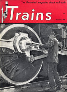 Trains Magazine November 1948 Magazine