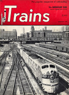 Trains Magazine November 1950 Magazine