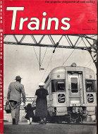 Trains Magazine September 1951 Magazine