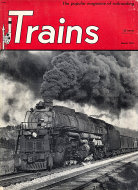 Trains  Mar 1,1951 Magazine