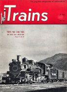 Trains  May 1,1951 Magazine