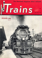 Trains Vol. 10 No. 1 Magazine